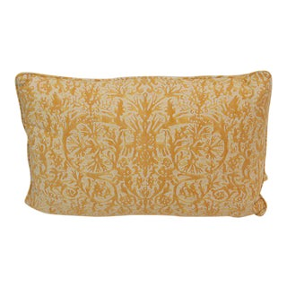 Vintage Fortuny Pillows - Set of 4