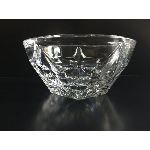 Tiffany Cut Crystal Bowl - Image 2 of 4