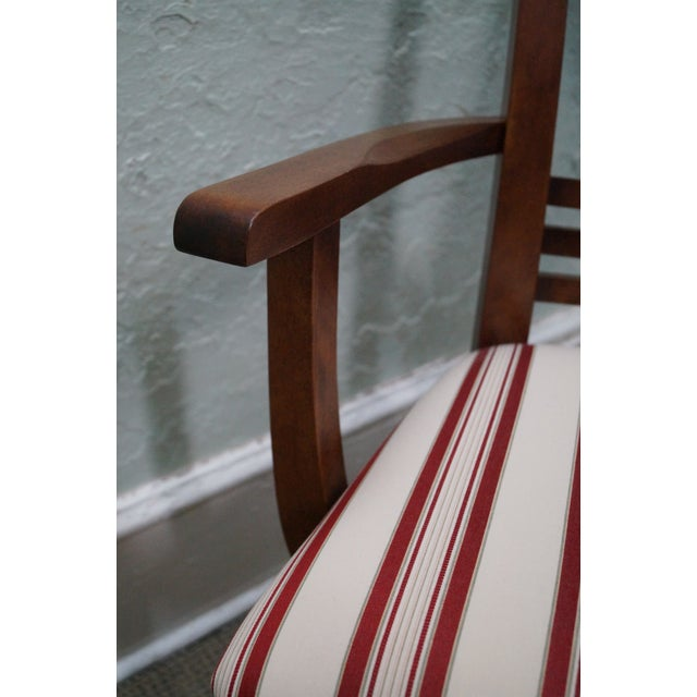 Bermex Traditional Maple Wood Dining Chairs - 6 - Image 8 of 10