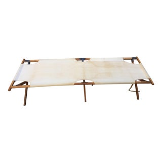Vintange Army Cot From Hammer & Spear