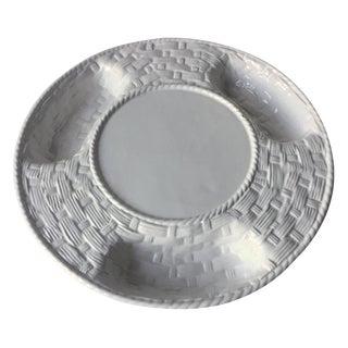 Neuwirth Basketweave Ceramic Serving Dish
