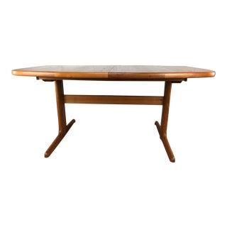 Dyrlund Danish Teak Dining Table
