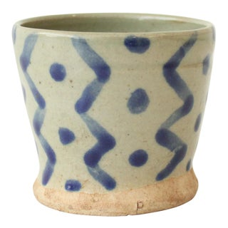 Hand Made Pottery Vase