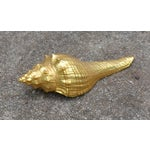 Image of Gold-Plated Seashell Accessory