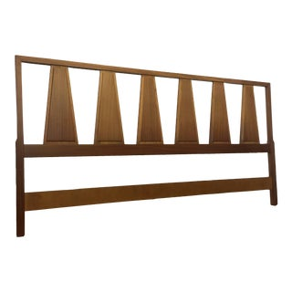 Stanley Furniture Mid-Century King Headboard