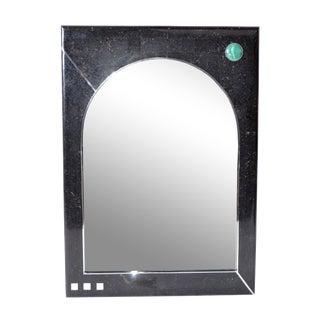 Oggetti Tessellated Stone Mirror