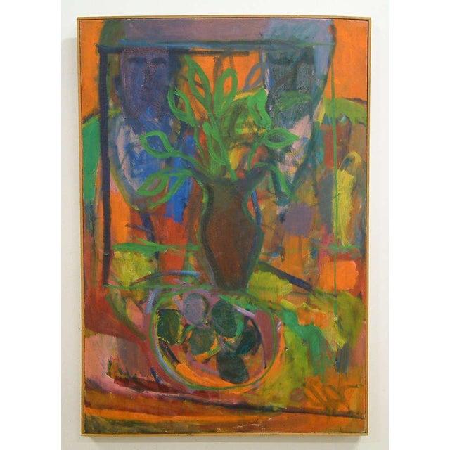 "David Alexick ""Still Life"" Oil on Canvas - Image 4 of 7"