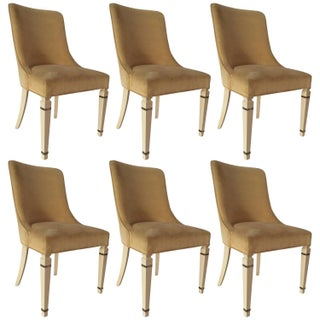 Dining Chairs in Manner of Parzinger - Set of 6