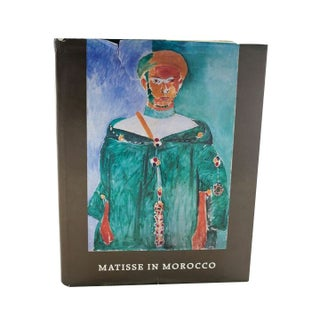 Book: Matisse in Morocco