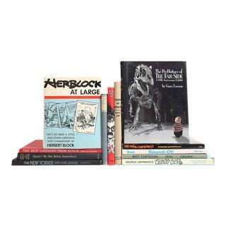 Cartoons of the Twentieth Century Book Collection - Set of 12