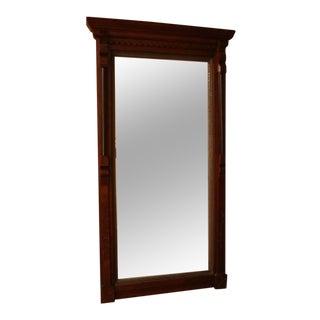 Victorian Eastlake Style Mirror