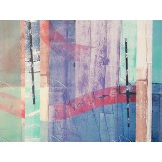 """""""Metropolis 5,"""" M. Andrews-Godwin Painting"""