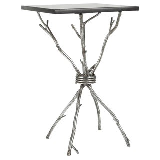 Granite Top Twig Table