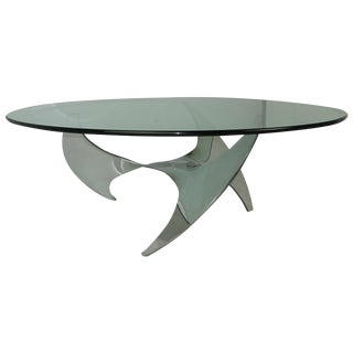 Knut Hesterberg Propeller Cocktail Table