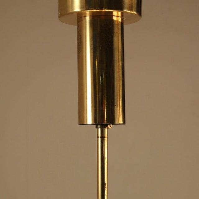 Several Robert Haussmann Brass Sputnik Pendants Holding Twenty Eight Bulbs - Image 10 of 10