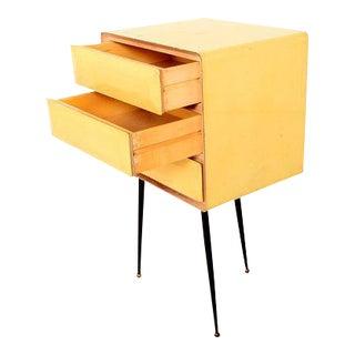 Mid-Century Modern Borsani Style File Cabinet