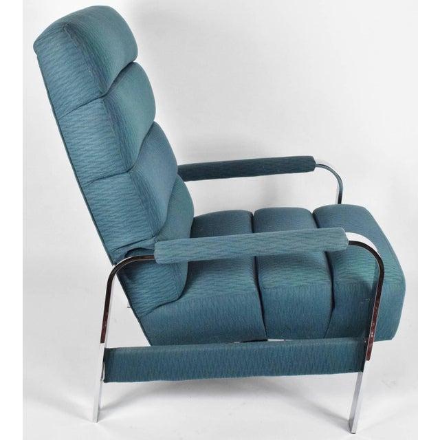 Milo Baughman recliner - Image 6 of 8