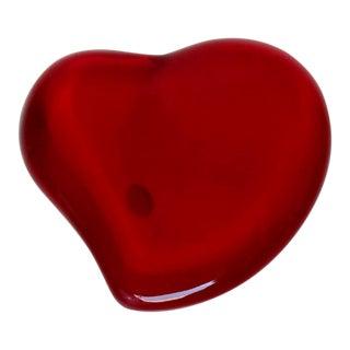 Elsa Peretti & Tiffany & Co. Heart Paper Weight