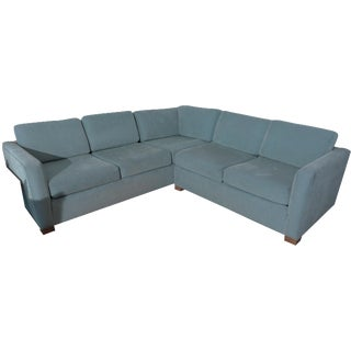 Custom Hehn Upholstery Sectional