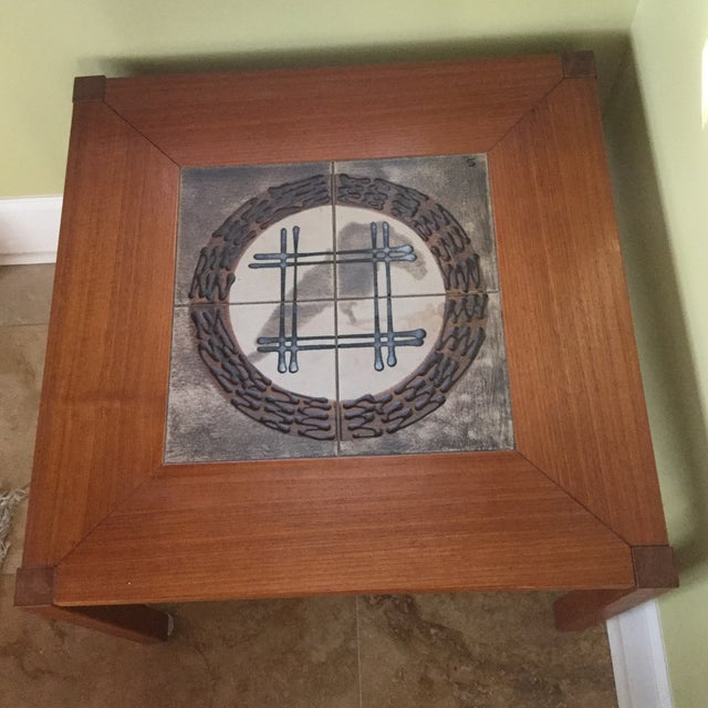 Danish End Table - Image 4 of 6