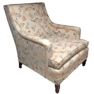 Upholstered Armchair: 2 Available