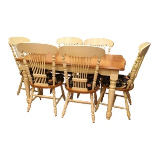 Farmhouse Dinette Set