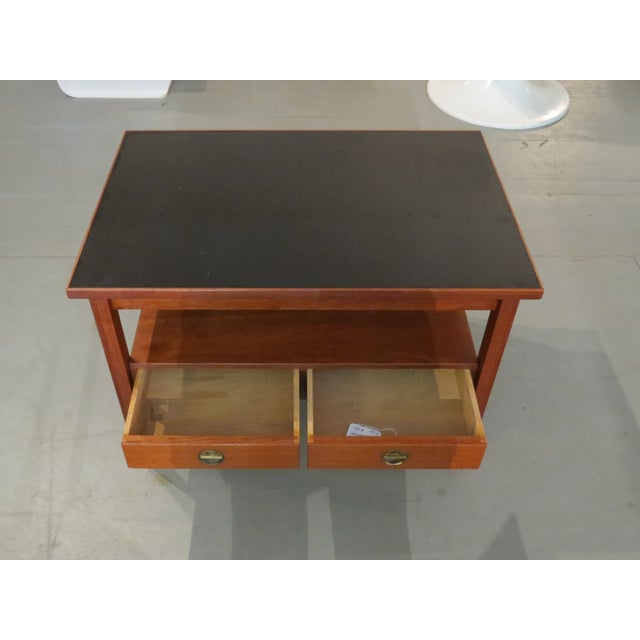 Vintage Fredericia Stole Teak Side Table - Image 5 of 8