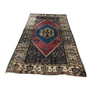 "Anatolian Yahyali Wool Rug - 45"" x 78"""