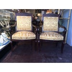 Image of Circa 1830 Charles X Fauteuils - Pair