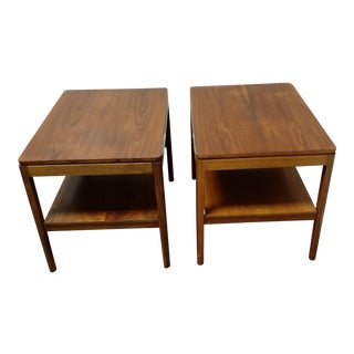 Drexel Declaration End Tables - a Pair