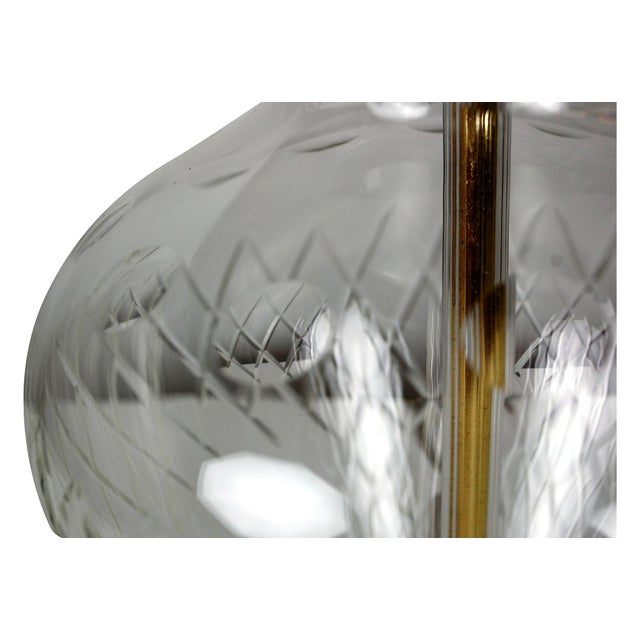 Crystal Ginger Jar Table Lamp - Image 4 of 6