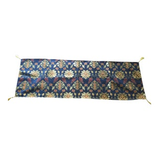 "Authentic Turkic Motif 54""x18.5"" Table Runner"