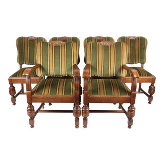 Danish Dining Chairs - Set of 6
