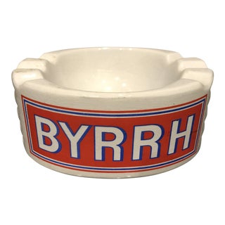 Vintage Byrrh Ashtray