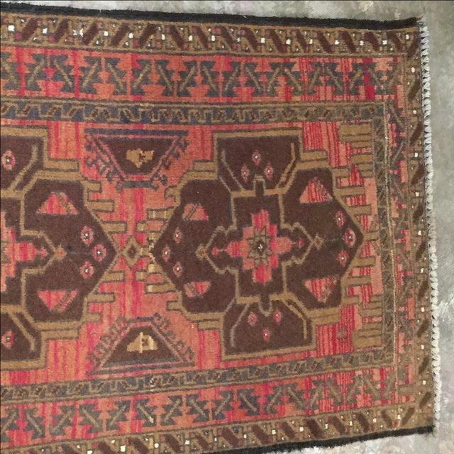 Baluchi Persian Rug - 2′7″ × 4′5″ - Image 4 of 9