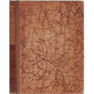 """Primitive Negro Sculpture"" Book Circa 1926"