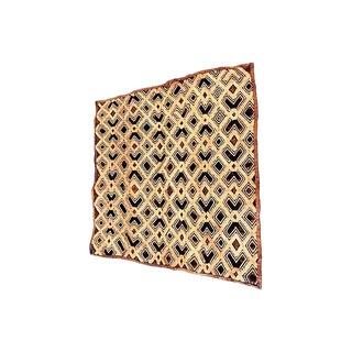 African Kuba Kasai Textile