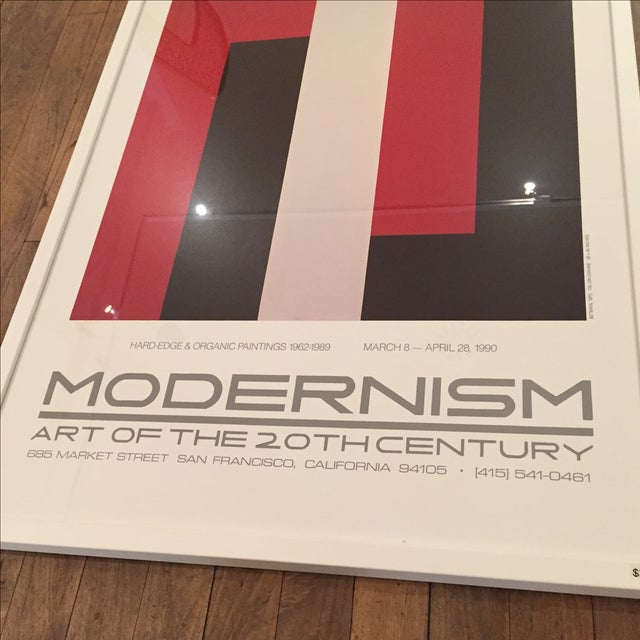 Frederick Hammersley Modernism-Print Only - Image 3 of 5
