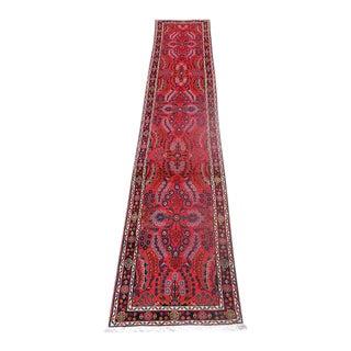 Persian Wool Malayer Runner - 2′8″ × 15′2