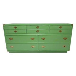 Lexington Campaign Chest of Drawers