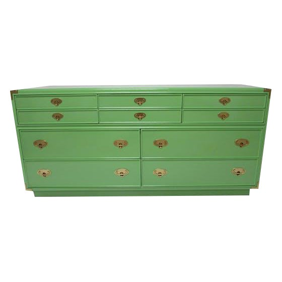 Lexington Campaign Chest of Drawers - Image 1 of 8