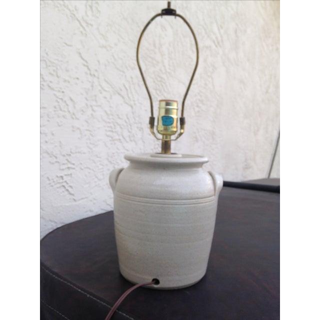 Vintage Jug Lamp - Image 5 of 8