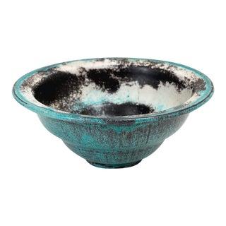 Bowl by Svend Hammershoj for Herman A. Kahler Keramik