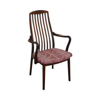 Danish Rosewood Arm Chair by SVA Mobler
