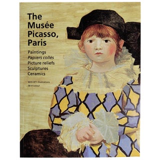'The Musee Picasso, Paris' 1986 Book