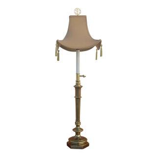 Stiffel Traditional Table Pillar Lamp