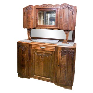 Antique French or German Buffet - Updated Information