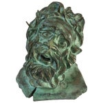 Image of S. Lestage French Bronze Sculpture of Christ