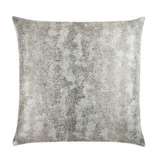 """Piper Collection Metallic Linen """"Miller"""" Pillow"""