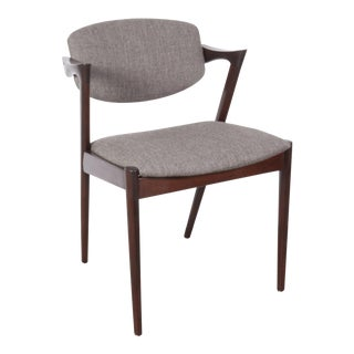 Kai Kristiansen No. 42 Rosewood Dining Chairs, Set of 8